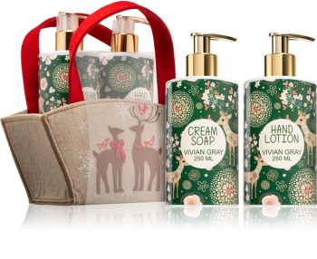 Vivian Gray Natural Christmas confezione regalo