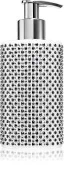 Vivian Gray Black+White Diamonds luxuriöse Flüssigseife