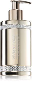 Vivian Gray Gold Crystal luxusní tekuté mýdlo