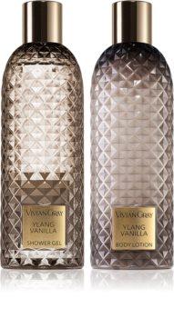 Vivian Gray Ylang Vanilla ajándékszett (normál bőrre)
