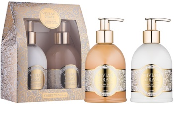 Vivian Gray Romance Sweet Vanilla Gift Set I. for Women