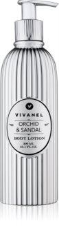 Vivian Gray Vivanel Orchid & Sandal Body Lotion