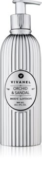 Vivian Gray Vivanel Orchid & Sandal Bodylotion