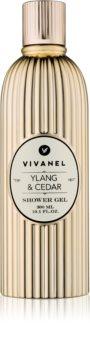 Vivian Gray Vivanel Ylang & Cedar Shower Gel