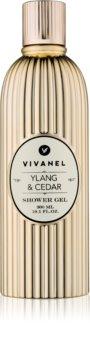 Vivian Gray Vivanel Ylang & Cedar tusfürdő gél
