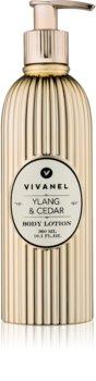 Vivian Gray Vivanel Ylang & Cedar Body Lotion