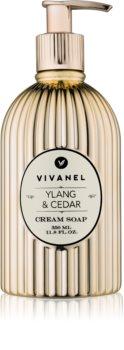 Vivian Gray Vivanel Ylang & Cedar Creamy Soap