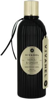 Vivian Gray Vivanel Prestige Neroli & Ginger gel de duche