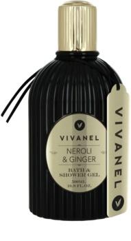 Vivian Gray Vivanel Prestige Neroli & Ginger gel de banho