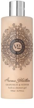 Vivian Gray Aroma Selection Grapefruit & Vetiver gel bagno e doccia