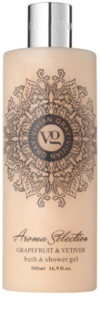 Vivian Gray Aroma Selection Grapefruit & Vetiver Гел за душ и вана