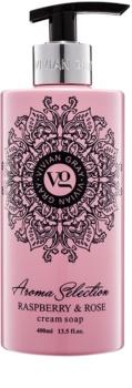 Vivian Gray Aroma Selection Raspberry & Rose Nestemäinen Saippuavoide