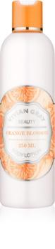 Vivian Gray Naturals Orange Blossom lait corporel