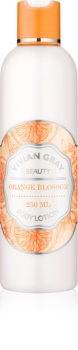 Vivian Gray Naturals Orange Blossom тоалетно мляко за тяло