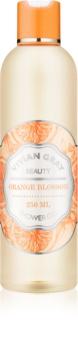 Vivian Gray Naturals Orange Blossom gel de duche