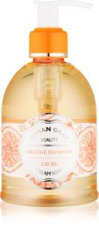 Vivian Gray Naturals Orange Blossom кремообразен течен сапун