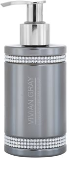 Vivian Gray Crystals Gray Creamy Soap