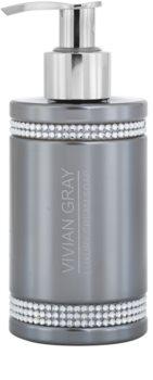 Vivian Gray Crystals Gray sapone in crema