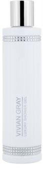 Vivian Gray Crystals White sprchový gel
