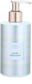 Vivian Gray Golden Glamour krémové mýdlo