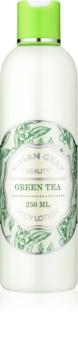 Vivian Gray Naturals Green Tea latte corpo