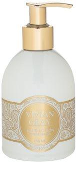 Vivian Gray Romance Sweet Vanilla latte idratante mani