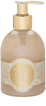 Vivian Gray Romance Sweet Vanilla savon liquide crème