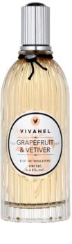 Vivian Gray Vivanel Grapefruit&Vetiver Eau de Toilette da donna