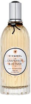 Vivian Gray Vivanel Grapefruit&Vetiver Eau de Toilette pour femme