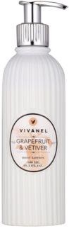 Vivian Gray Vivanel Grapefruit&Vetiver Body Lotion