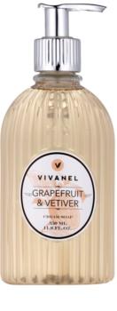 Vivian Gray Vivanel Grapefruit&Vetiver sabão liquido cremoso