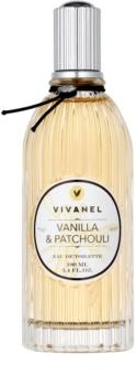Vivian Gray Vivanel Vanilla&Patchouli Eau de Toilette Naisille