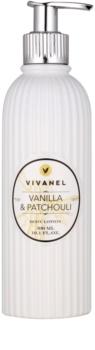Vivian Gray Vivanel Vanilla&Patchouli testápoló tej