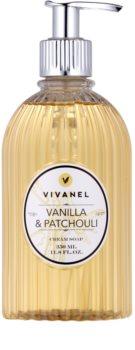 Vivian Gray Vivanel Vanilla&Patchouli krémes folyékony szappan