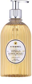 Vivian Gray Vivanel Vanilla&Patchouli sabão liquido cremoso
