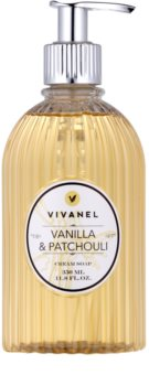 Vivian Gray Vivanel Vanilla&Patchouli Sapun lichid