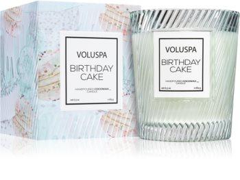 VOLUSPA Macaron Birthday Cake bougie parfumée