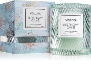 VOLUSPA Macaron Birthday Cake vonná sviečka I.
