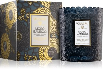 VOLUSPA Japonica Moso Bamboo scented candle