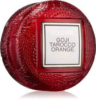 VOLUSPA Japonica Goji Tarocco Orange vela perfumada  II.