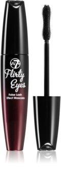 W7 Cosmetics Flirty Eyes Mascara für den Effekt künstlicher Wimpern