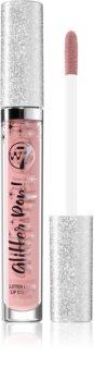 W7 Cosmetics Glitter Pop! folyékony rúzs csillámporral