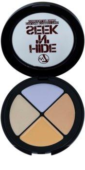 W7 Cosmetics Hide 'N' Seek correcteur anti-imperfections de la peau