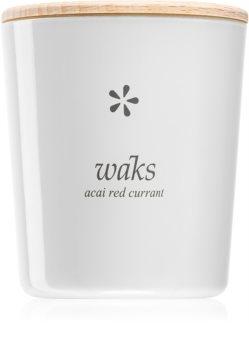 Waks Acai Red Currant bougie parfumée