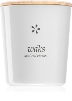 Waks Acai Red Currant candela profumata