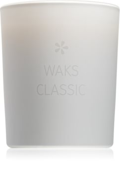 Waks Classic Gardenia scented candle