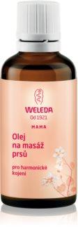 Weleda Pregnancy and Lactation olio per il massaggio del petto