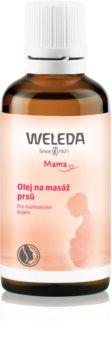 Weleda Pregnancy and Lactation олио за масаж на гърдите