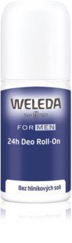 Weleda Men desodorante roll-on sin sales de aluminio 24h