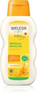 Weleda Baby and Child huile de calendula pour enfant